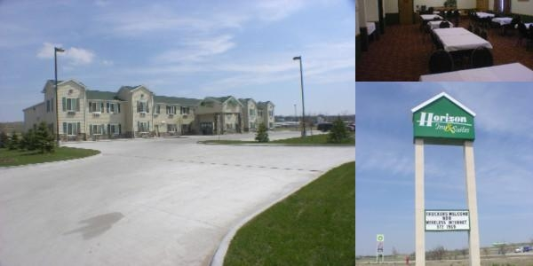 Horizon Inn & Suites photo collage