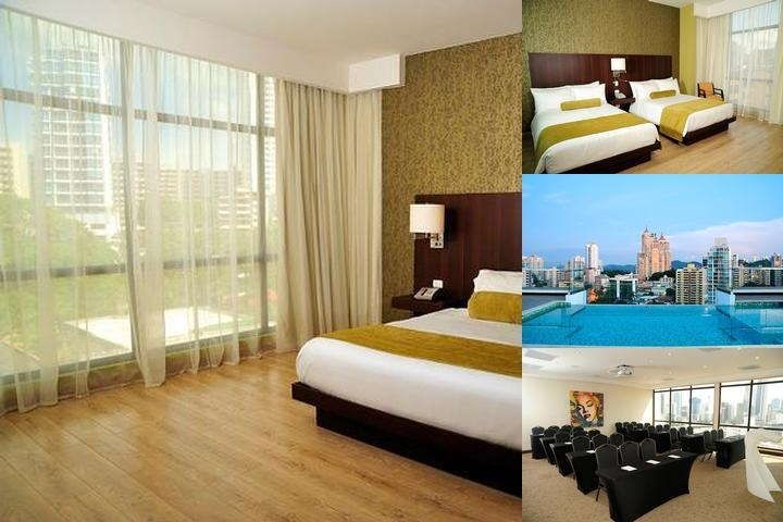 Best Western Plus Panama Zen Hotel photo collage
