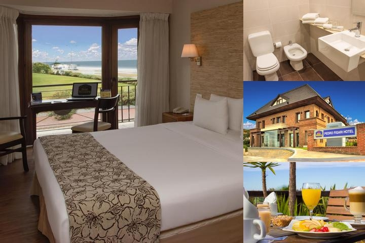 Best Western Pedro Figari Boutique Hotel photo collage