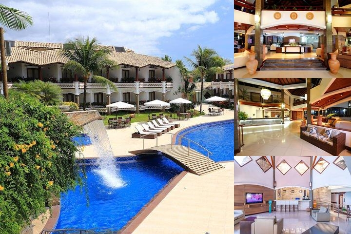 Best Western Shalimar Praia Hotel photo collage