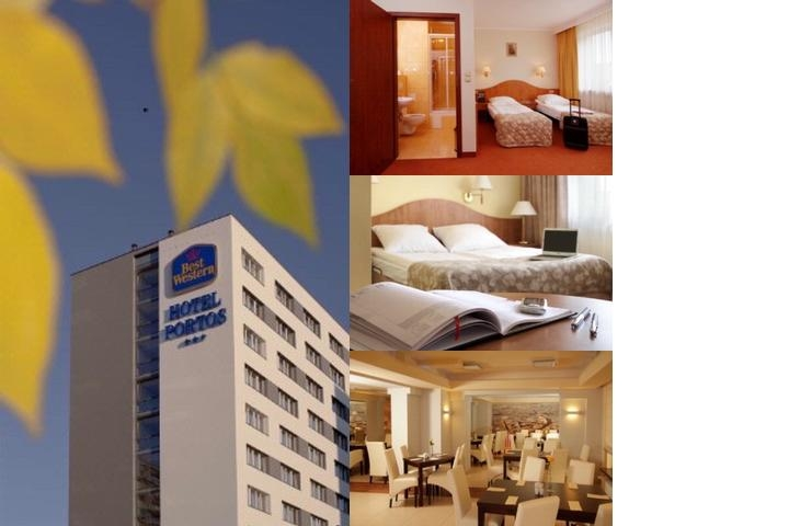 Best Western Portos Hotel photo collage