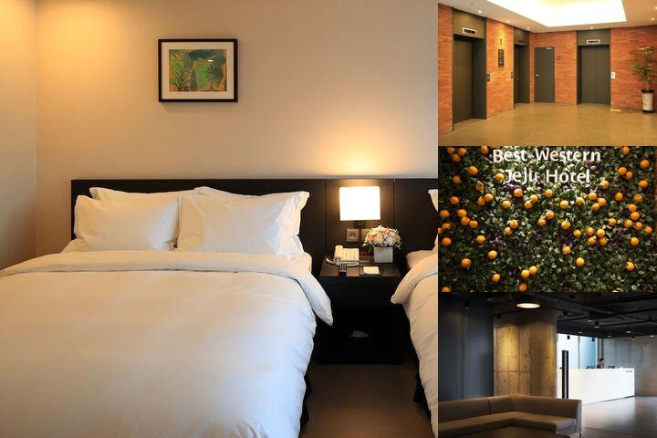Best Western Jeju Hotel photo collage