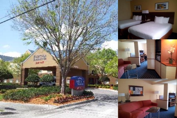 Fairfield Inn & Suites Jacksonville Airport photo collage