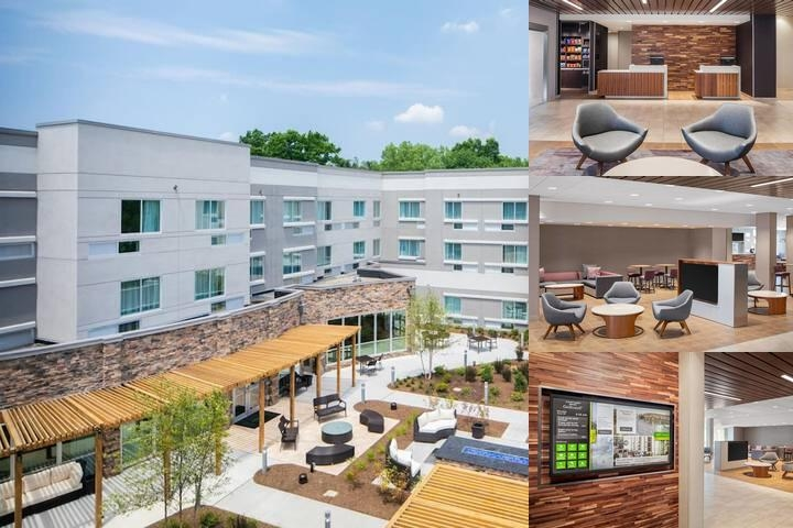 Courtyard by Marriott Wayne Fairfield photo collage