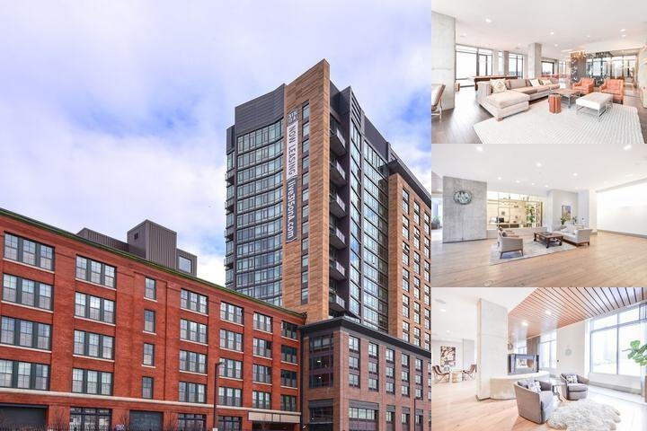 Global Luxury Suites at Seaport photo collage