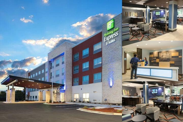 Holiday Inn Express & Suites Greenville Se Simpsonville photo collage