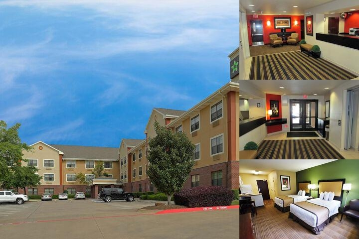 Extended Stay America Dallas Lewisville photo collage