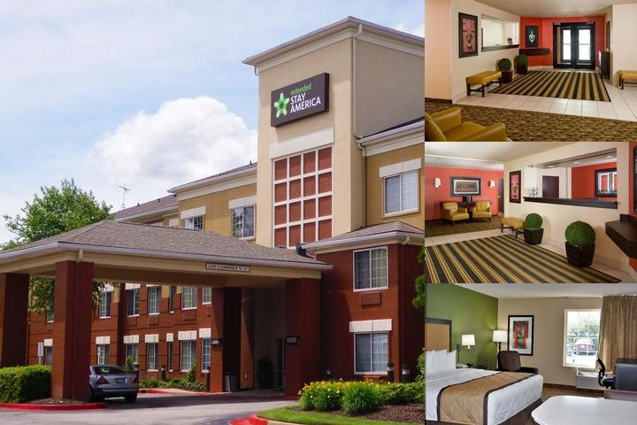 Extended Stay America Memphis Germantown photo collage