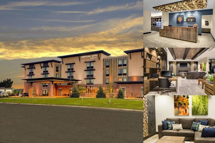 Springhill Suites by Marriott Bozeman photo collage