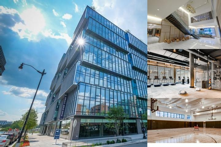 Global Luxury Suites Capitol Riverfront photo collage