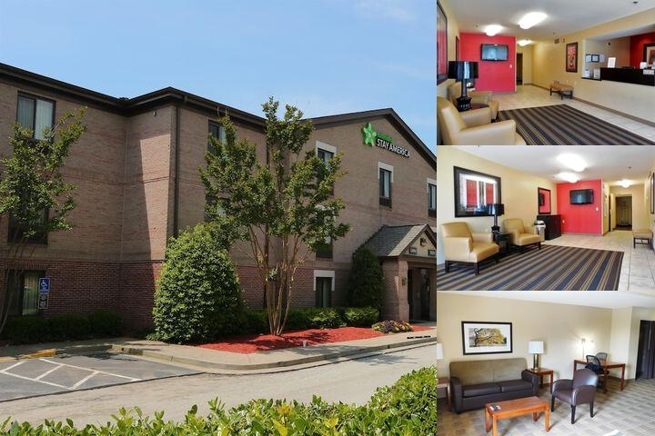 Extended Stay America Atlanta Alpharetta Northpoint East photo collage