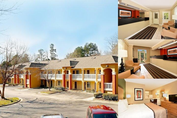 Extended Stay America Raleigh Crabtree Valley photo collage