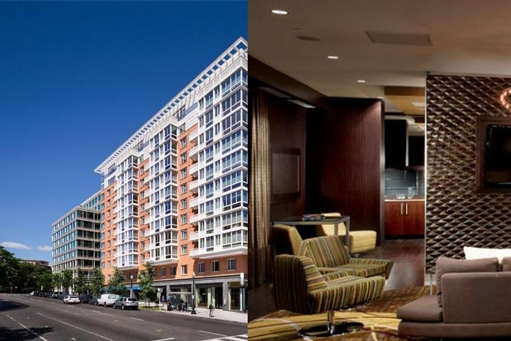Global Luxury Suites at Foggy Bottom photo collage