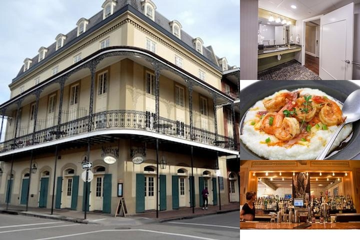 Hotel St. Marie French Quarter photo collage