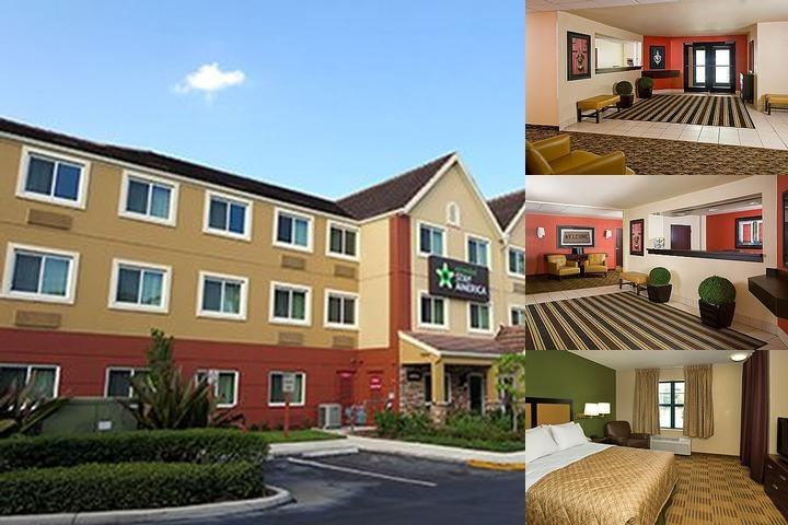 Extended Stay America Miami Airport Miami Springs photo collage