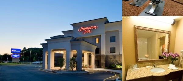 Hampton Inn Nanuet photo collage