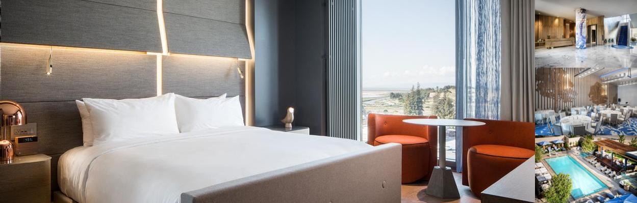 Hotel Nia 200 Indepedence Dr Menlo Park Ca 94025
