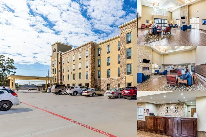 Comfort Suites Channelview photo collage
