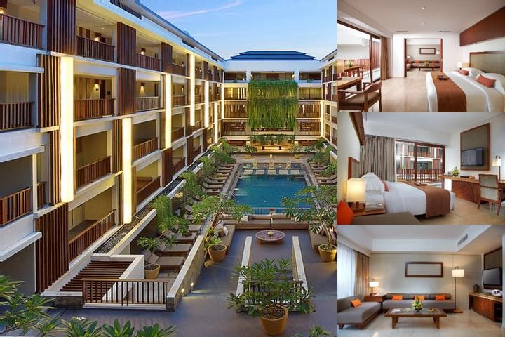 The Magani Hotel & Spa photo collage