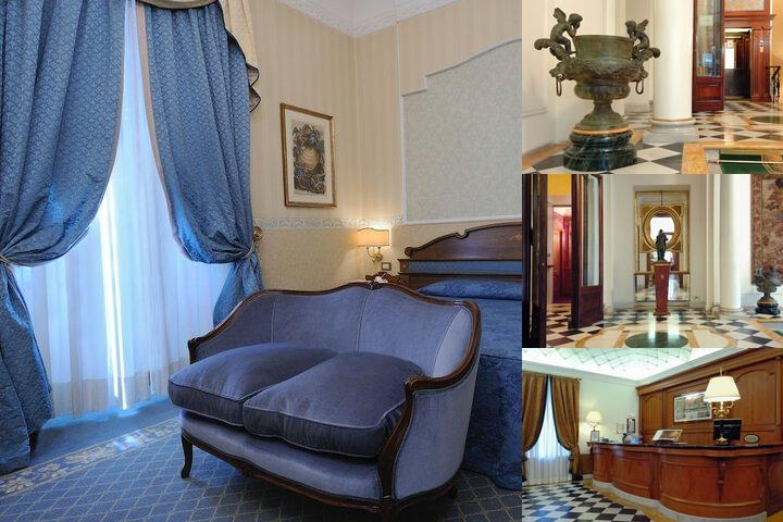 Hotel Giulio Cesare photo collage