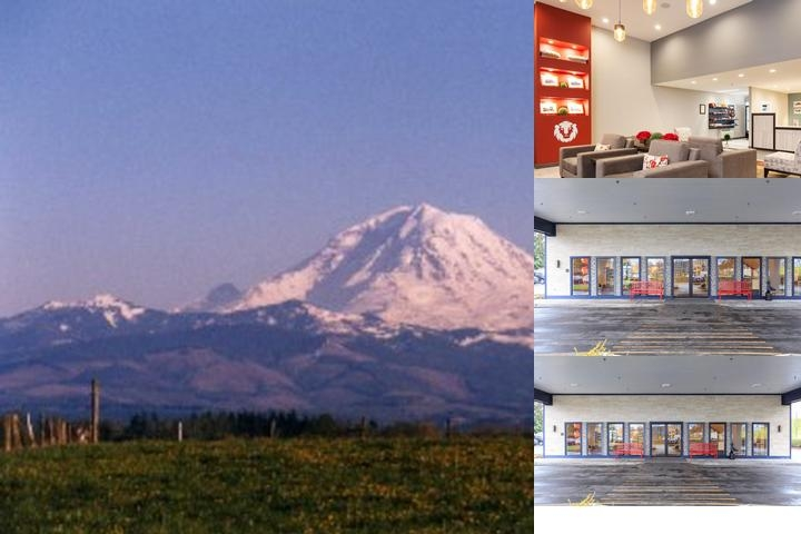 Red Lion Inn & Suites Auburn / Seattle photo collage