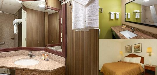 Days Inn Albany Airport photo collage