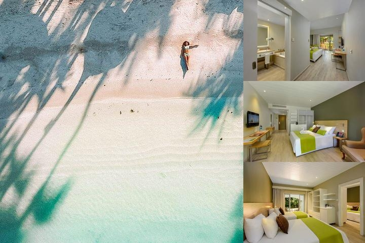 Mauricia Beachcomber photo collage