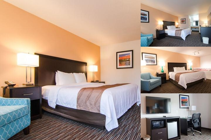 Quality Inn Cottage Grove Eugene South photo collage