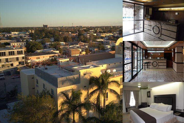 Best Western Hotel Plaza Matamoros photo collage