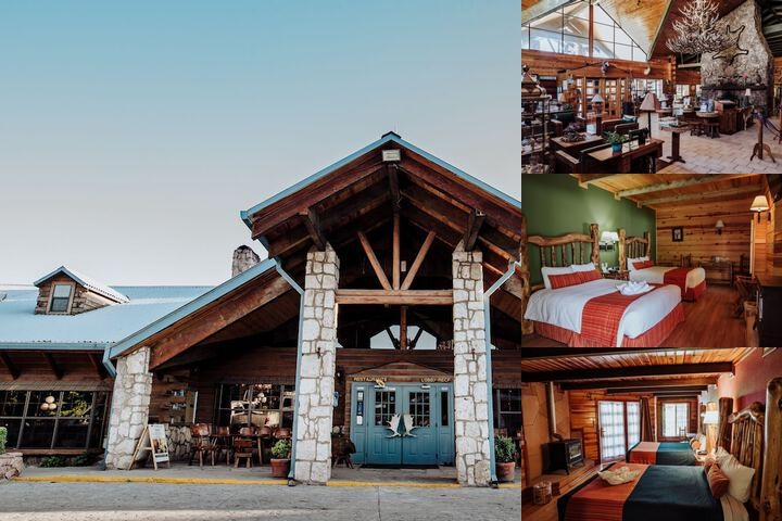 Best Western Plus The Lodge at Creel Hotel & Spa photo collage