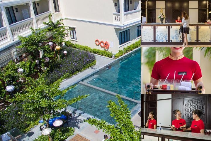 Little Hoi An Beach Boutique Hotel & Spa photo collage