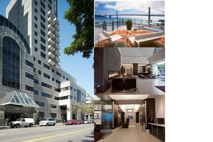 Global Luxury Suites at Howard Street photo collage
