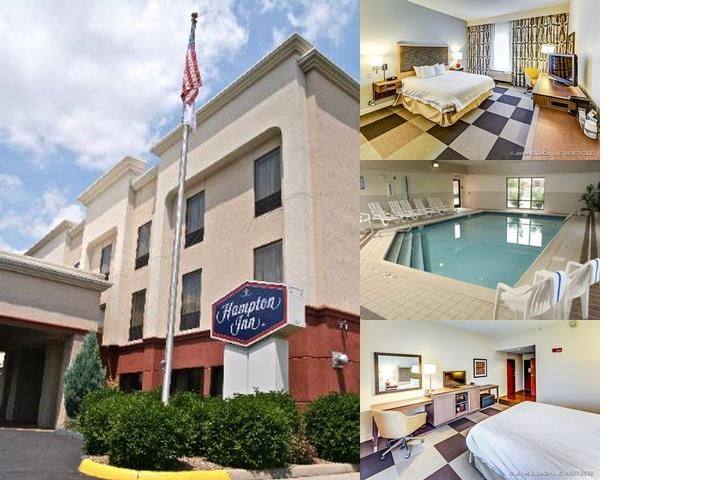 Hampton Inn Columbus I 70 East S Hamilton Road photo collage