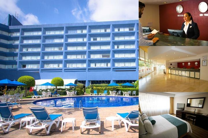 Best Western Plus Gran Hotel Morelia photo collage