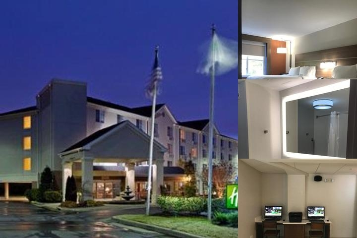 Holiday Inn Express Chapel Hill photo collage