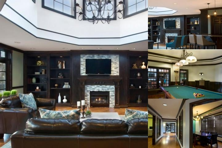 Global Luxury Suites at Stamford Corners photo collage
