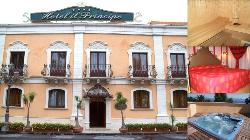 Hotel Il Principe photo collage