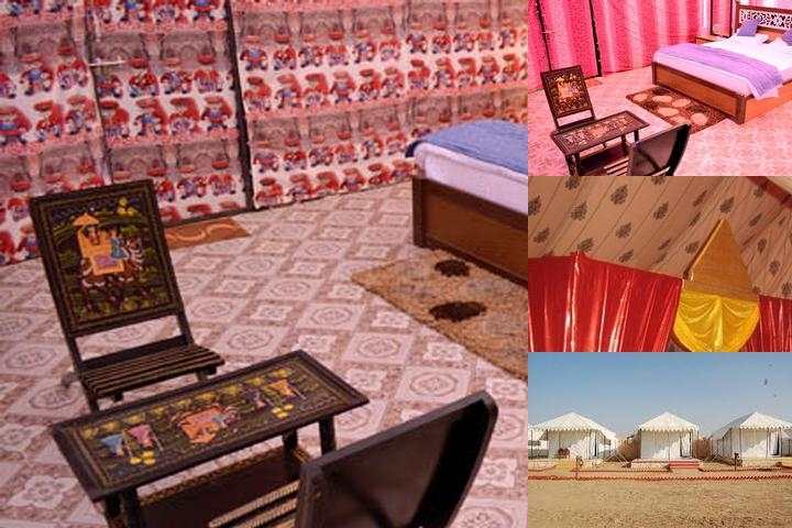 Shivas Heritage & Sand Dunes Resort photo collage