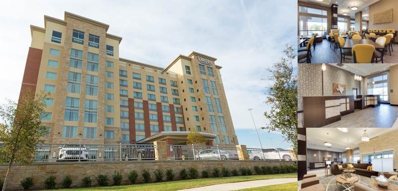Drury Inn Suites Frisco Frisco Tx 2880 Dallas Pkwy 75034