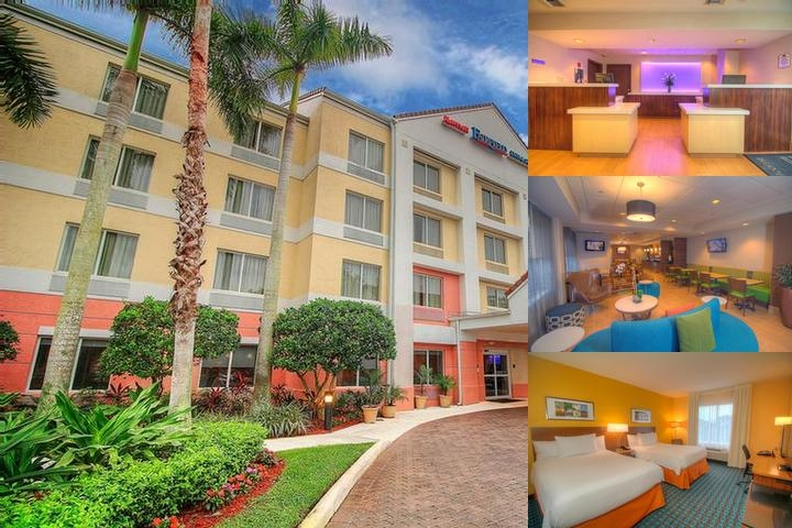 Fairfield Inn & Suites by Marriott Jupiter photo collage