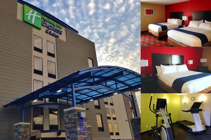 Holiday Inn Express & Suites Downtown Coliseum photo collage