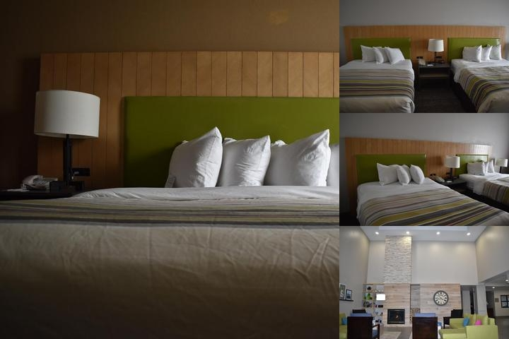Country Inn & Suites Hagerstown Maryland photo collage