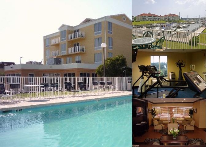 Holiday Inn Express N. Myrtle Beach Little River photo collage