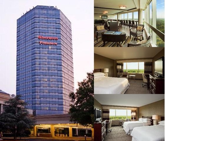 Sheraton Tysons Hotel photo collage