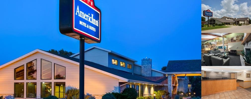 Americinn Iowa Falls photo collage