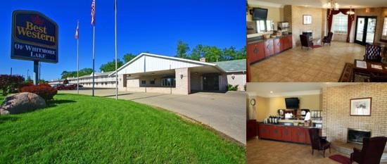 Best Western Whitmore Lake photo collage