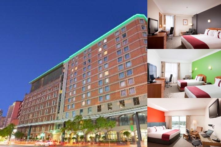 Holiday Inn Darling Harbour photo collage