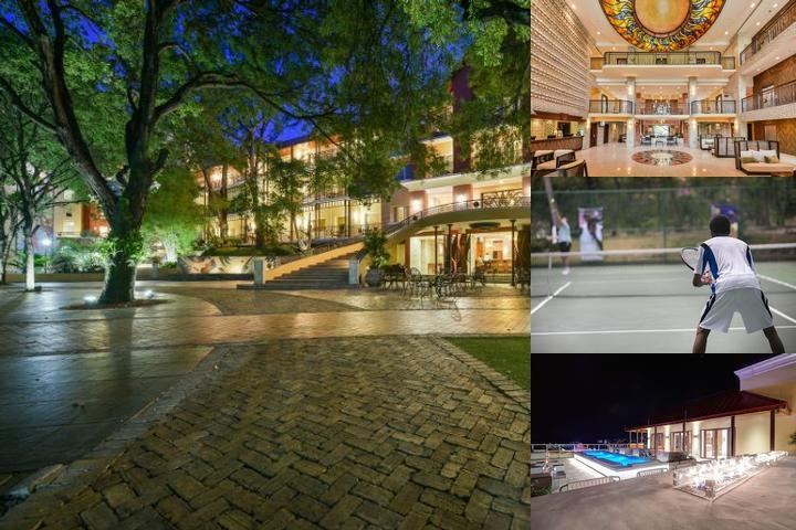 Karibe Hotel photo collage