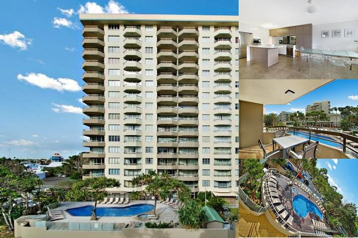 Newport Mooloolaba photo collage
