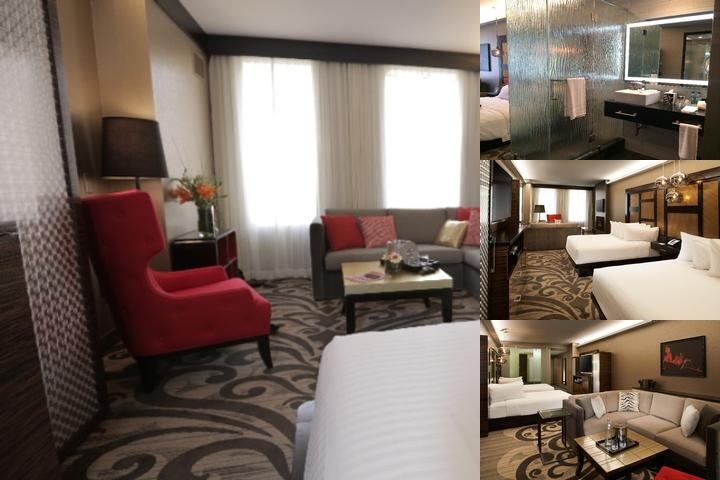 Metropolitan at the 9 Hotel photo collage